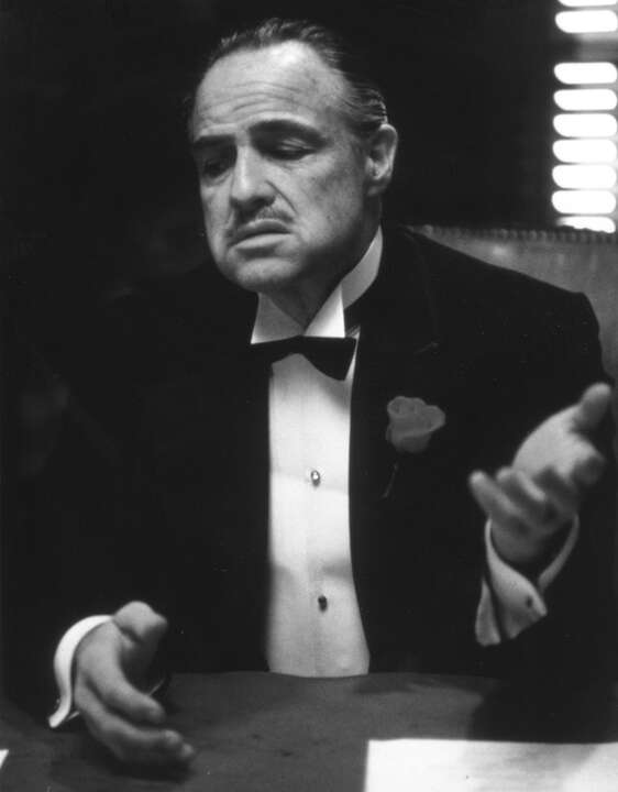 The Godfather: Don Vito Corleone by Classic Collection I