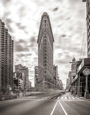 Flatiron Building by Classic Collection Ill
