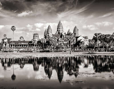 Angkor Wat by Classic Collection Ill
