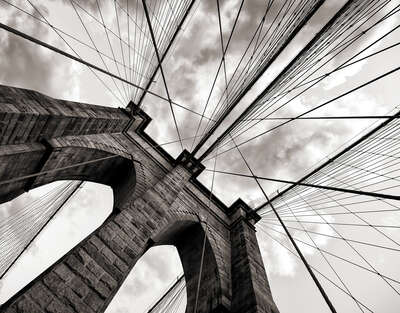 Brooklyn Bridge by Classic Collection Ill