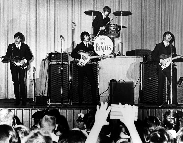 The Beatles on Stage by Classic Collection I