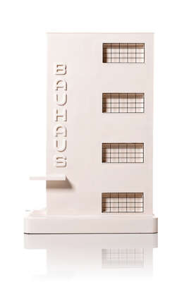 curated Bauhaus artwork: Bauhaus Dessau by Chisel & Mouse