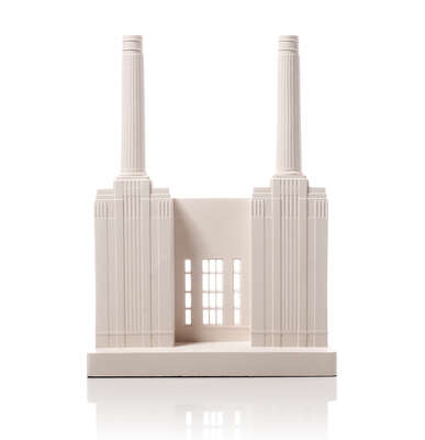 Kunstobjekt: Battersea Power Station von Chisel & Mouse