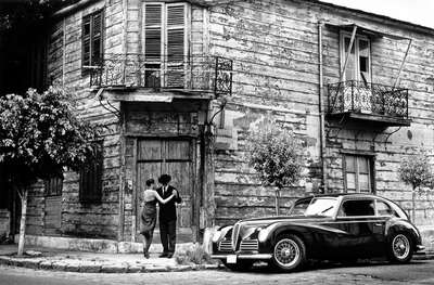 The Spirit of Tango V, Buenos Aires by Christopher Pillitz