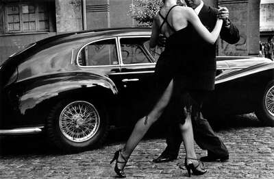curated black and white art: The Spirit of Tango III, Buenos Aires by Christopher Pillitz