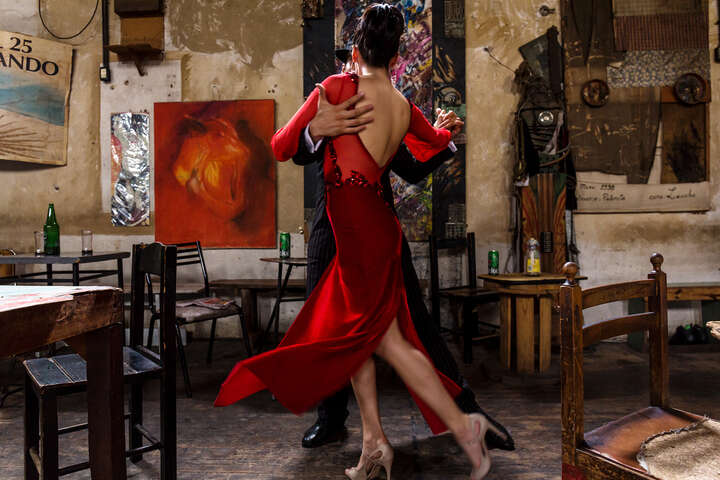 Tango - The last Dance II by Christopher Pillitz