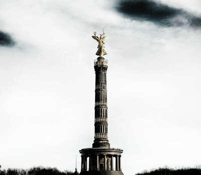 Gifts for Business Partners: Siegessäule by Cathrin Schulz