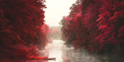 landscape photography:  Indian Summer II by Christiane Steinicke