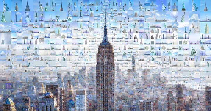 Our New York II by Charis Tsevis