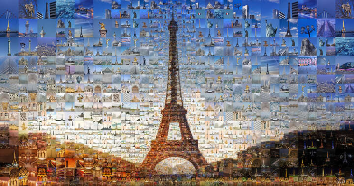 Our Paris by Charis Tsevis
