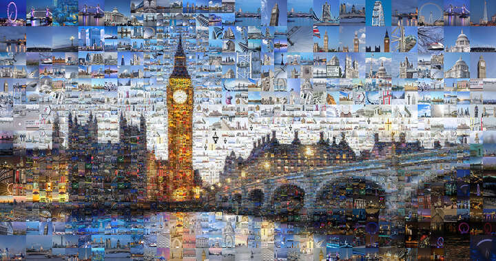Our London I by Charis Tsevis