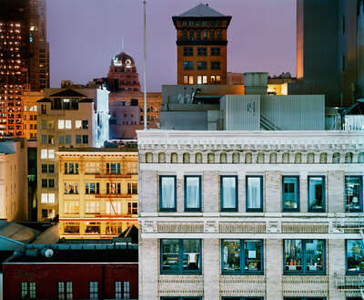 Bestselling Gifts: Sutter Stockton, San Francisco by Christopher Woodcock