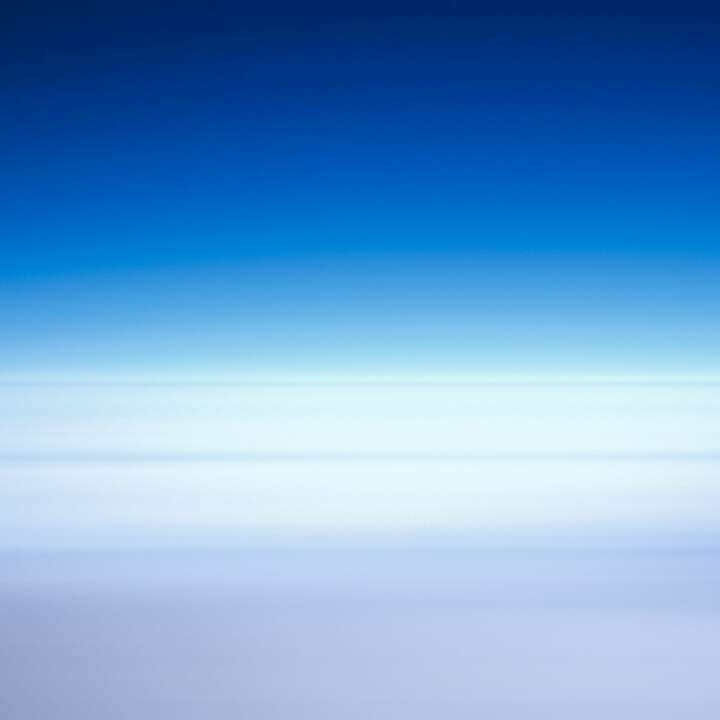 Greenland from seat 12K, Boeing 767 by David Burdeny