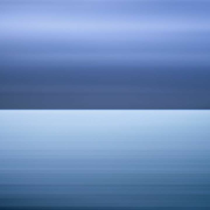 Pacific Ocean, Seaside, Oregon von David Burdeny