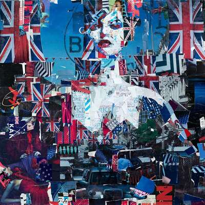 Full Volume London von Derek Gores