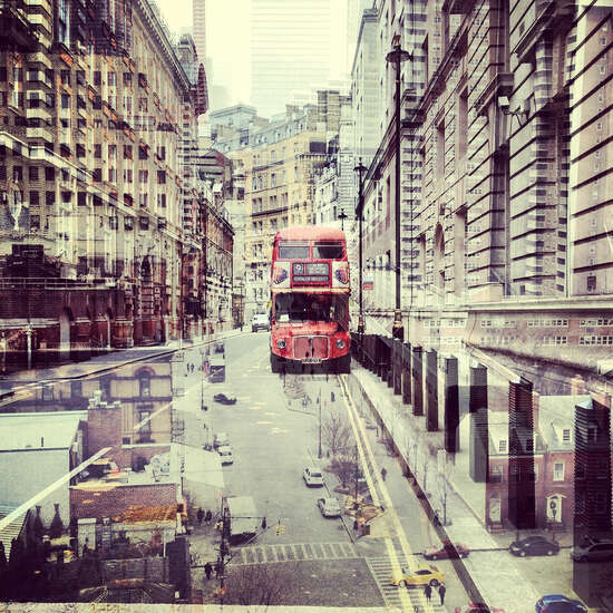New York + London #71