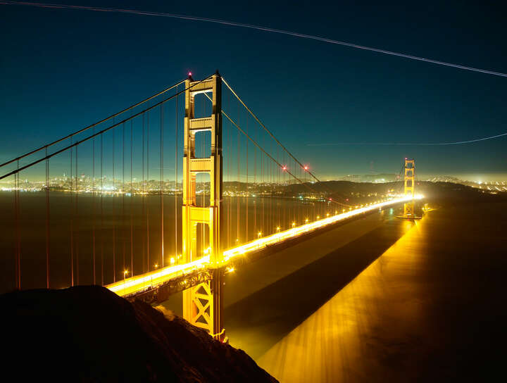 Golden Gate de Erik Chmil