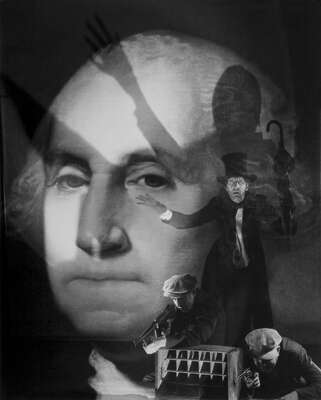 Improvisation: George Washington by Edward Steichen