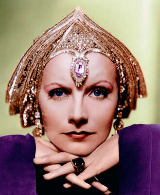 Mata Hari (Greta Garbo) by George Fitzmaurice