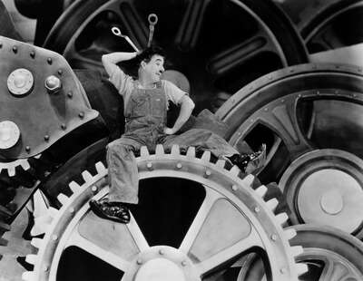 movie still of  Arbeiter (Charlie Chaplin) by Charles Chaplin
