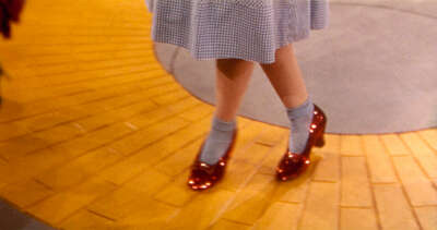 movie still of  Dorothy Gale (Judy Garland) by Victor Fleming