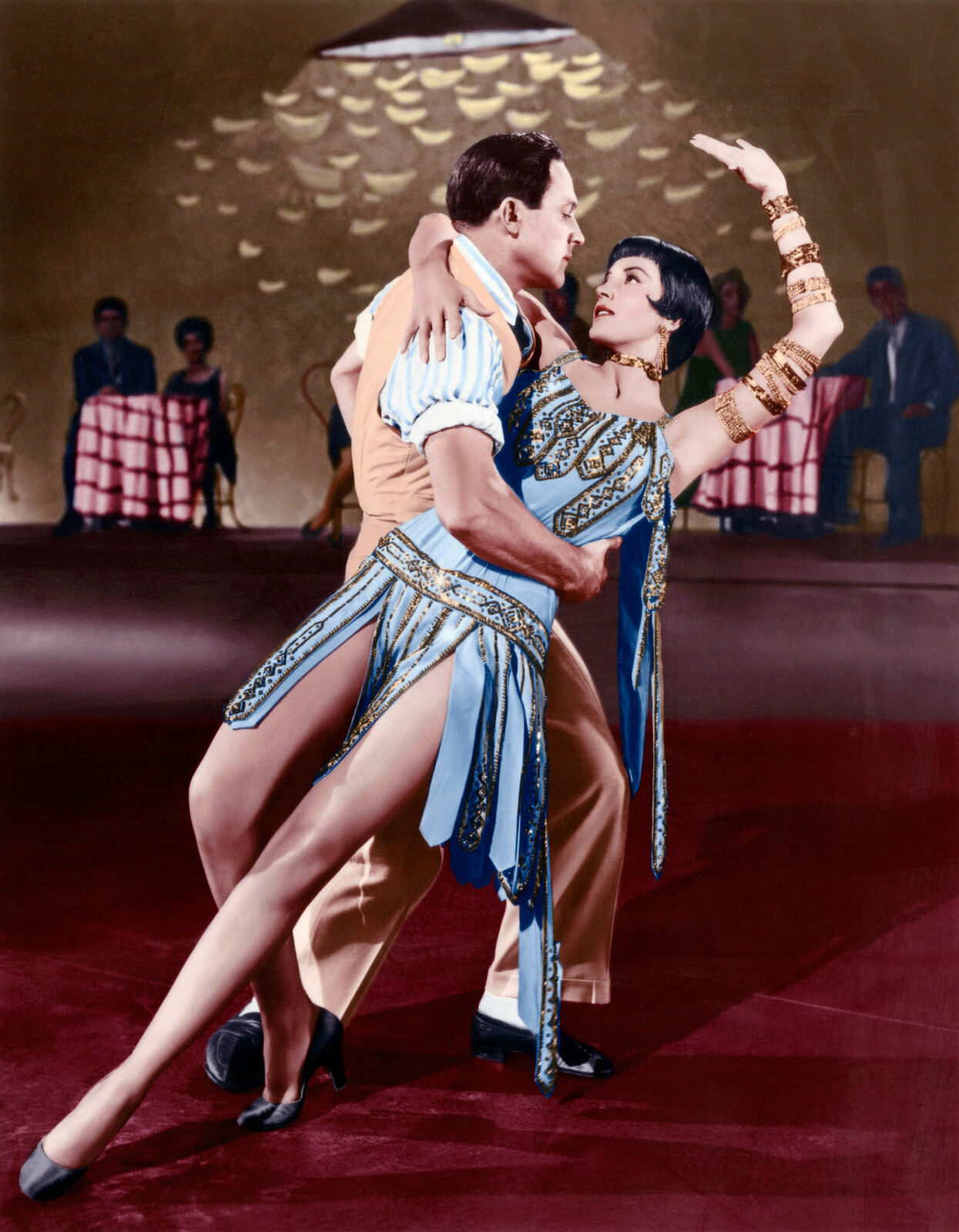 Cyd Charisse naked (53 foto) Feet, Twitter, butt