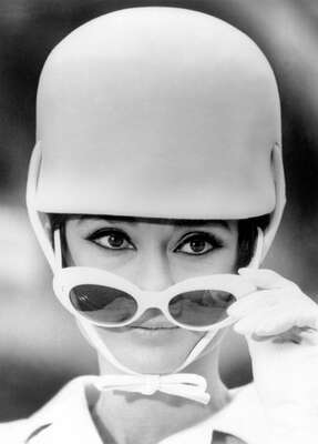 movie still of  Nicole Bonnet (Audrey Hepburn) by William Wyler