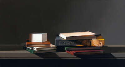 Still Life Art  Still life with Caravaggio by Guy Diehl