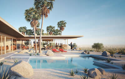 Palm Springs de Guachinarte