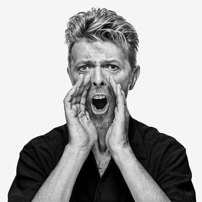 David Bowie OE14 by Gavin Evans