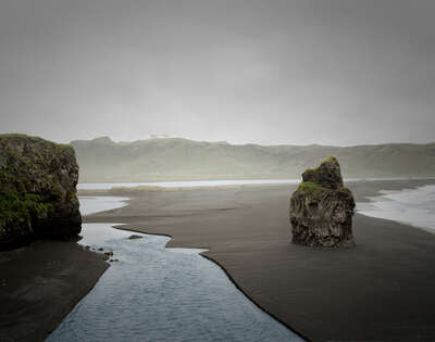 Black Beach de Henning Bock