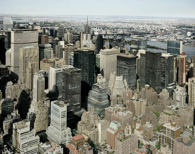 Art Prints: architecture and cityscapes: New York by Henning Bock
