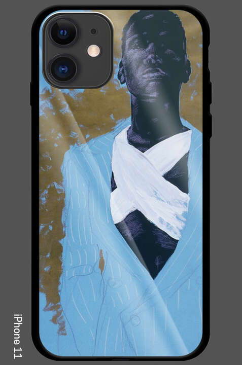 iPhone 11 - Black Men's Fashion - Back From N.Y. by Wolfgang Joop