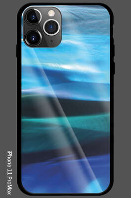iPhone 11 Pro Max - Twisted Ice de Beatrice Hug