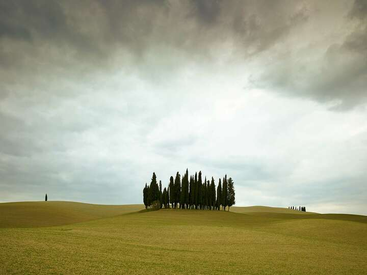Val d'Orcia I by Horst & Daniel Zielske