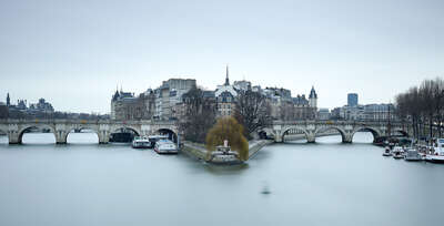 City Wall Art  Pont Neuf by Horst & Daniel Zielske