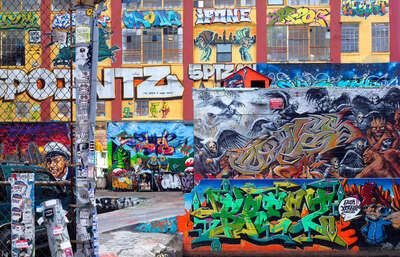 Fine Art Prints:  5 Pointz by Horst & Daniel Zielske