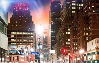 New York Pictures: New Yorker I by Horst & Daniel Zielske