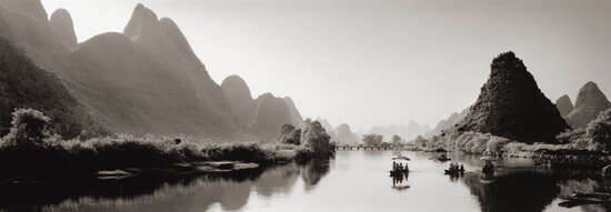 Yangshuo, China by Helmut Hirler