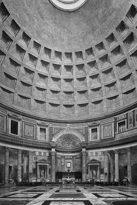 conceptual photography:  Pantheon by Helmut Schlaiß