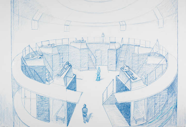 The House of Dreams von Ilya & Emilia Kabakov