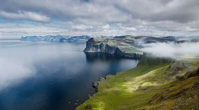 Vágar, Faroe Islands by Jonathan Andrew