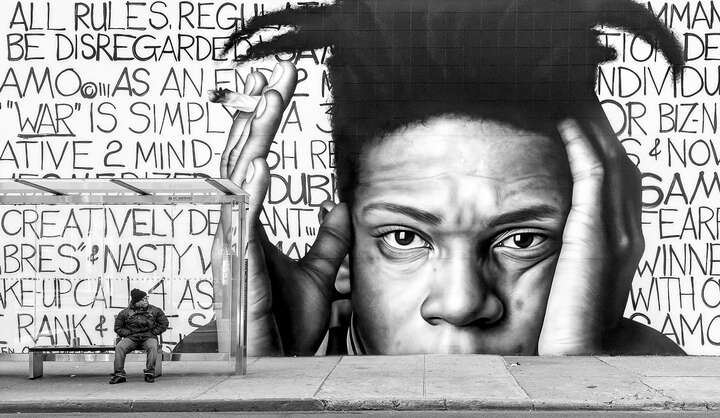Basquiat - Brooklyn de Joseph Cela