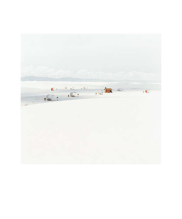 White Sands #1 von Julia Christe
