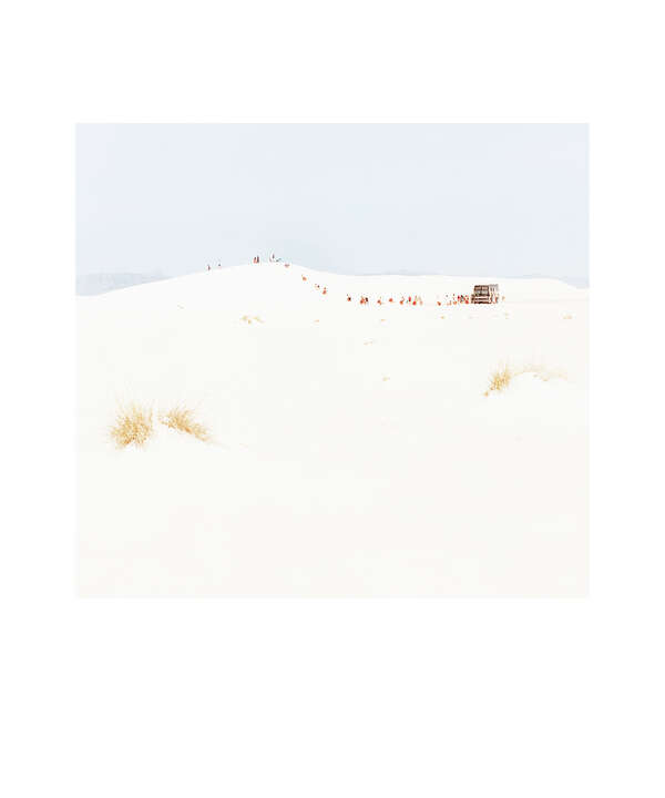 White Sands #2 von Julia Christe