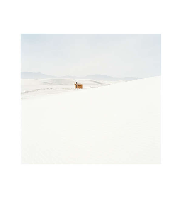 White Sands #6 by Julia Christe