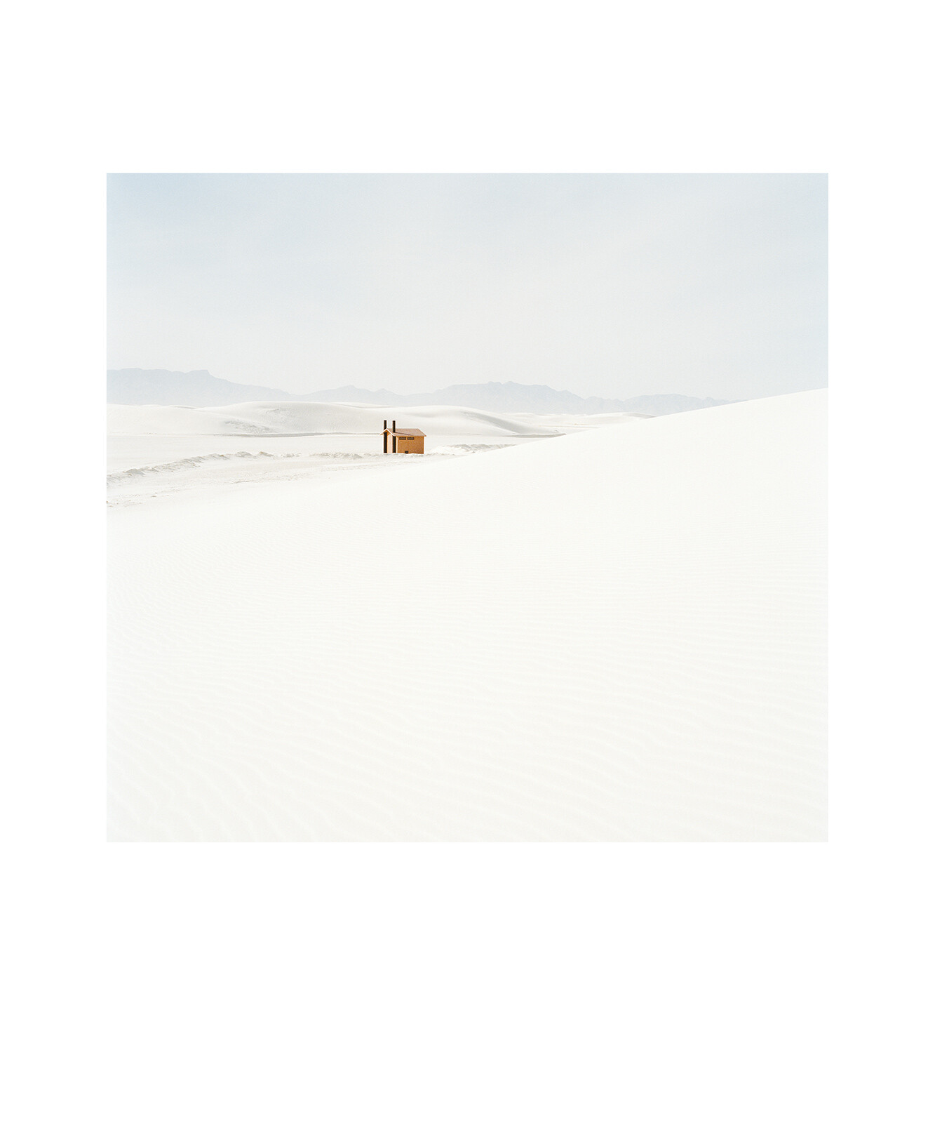 White Sands #6 von Julia Christe