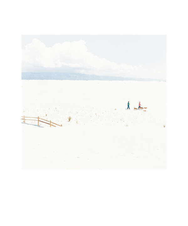White Sands #7 von Julia Christe