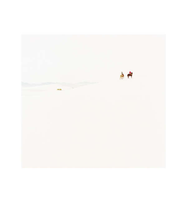 White Sands #8 by Julia Christe