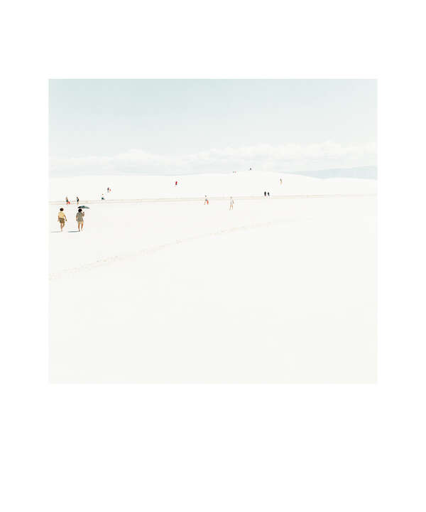 White Sands #9 von Julia Christe